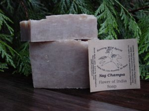 Nag Champa* Bar Soap