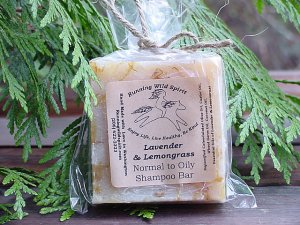Lavender & Lemongrass Shampoo Bar