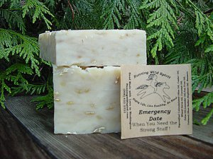 Emergency Date Bar Soap