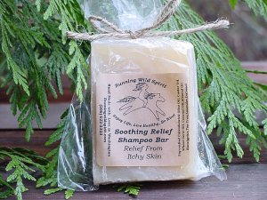 Soothing Relief Shampoo Bar